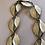 Thumbnail: David Andersen kjede i sølv og emalje