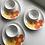 Thumbnail: Tre eggeglass selges samlet