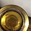 Thumbnail: Lekker vase i gyllen farge