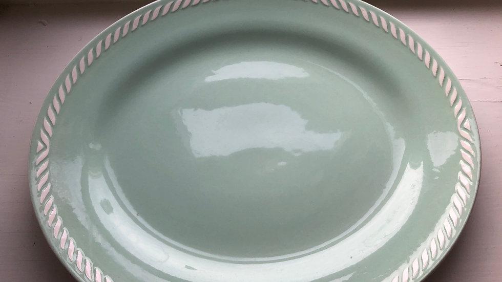 Grønn Grete fat