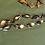 Thumbnail: David Andersen sett i sølv og emalje