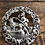 Thumbnail: Stor brosje i sølv