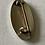 Thumbnail: Hjortdahl brosje i sølv og emslje