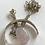 Thumbnail: Anna Greta Eker halskjede i sølv og fluoritt