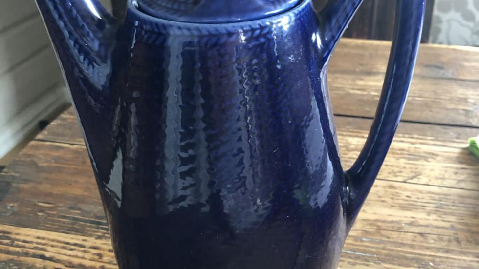 Blå Eld kaffekanne fra Rörstrand