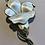 Thumbnail: Albert Scharning brosje i sølv og emalje