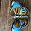 Thumbnail: David-Andersen sommerfugl i sølv og emalje