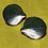 Thumbnail: Finn Jensen ørepynt i sølv og emalje