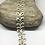 Thumbnail: Armbånd i sølv og emalje med feil