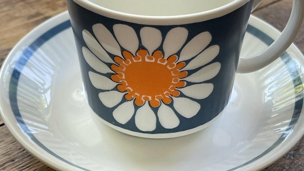 Figgjo Daisy kaffekopp