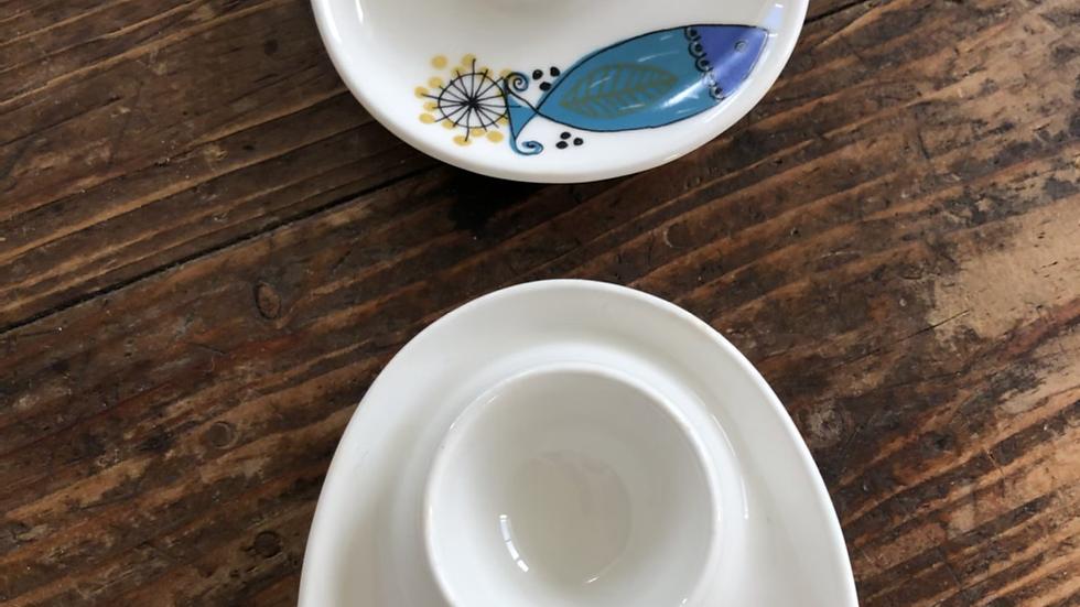Figgjo eggeglass med små feil