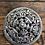 Thumbnail: Sølvbrosje kopi fra vikingtiden