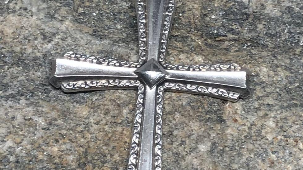 Sølvkors