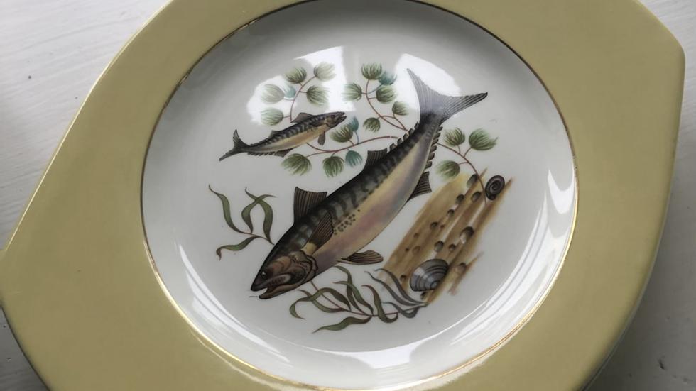 Fisketallerken