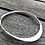 Thumbnail: Hamret armbånd fra Tone Vigeland i sølv
