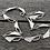 Thumbnail: Aksel Holmsen kjede i sølv og emalje