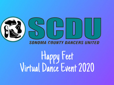 2020 Happy Feet Virtual Dance Event