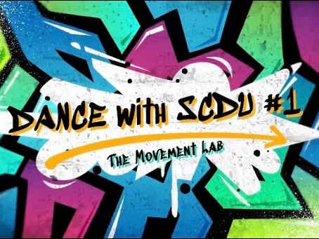 #DanceWithSCDU YouTube Series - In Collaboration with The Movement Lab