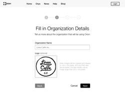 Organization Details
