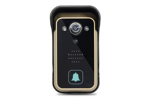 The Wireless Front Door Camera Offers Front Door Camera And Intercom Using  2.4GHz Radio Frequencies. The Front Door Camera Wireless Transmits Signals  Up To ...