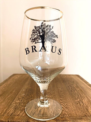 Braus glas 33 cl