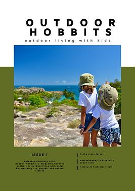 outdoorhobbits magazine february edition