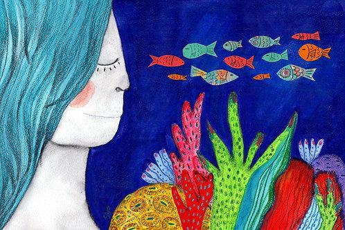 Dreamy reef II