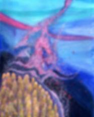 coral spawning symphony