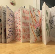 Collaborative Book-Making + Radical Imagination Workshop