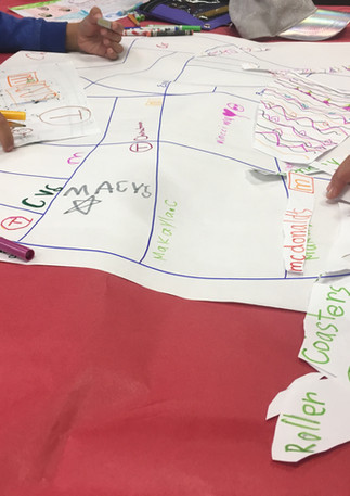 Mapmaking Workshop with BCNC Youth