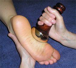 Kansa Foot Treatment