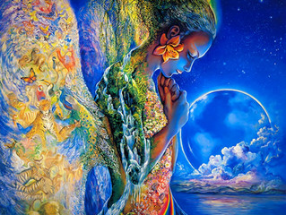 Você sabia que Gaia é um elemento primordial !?