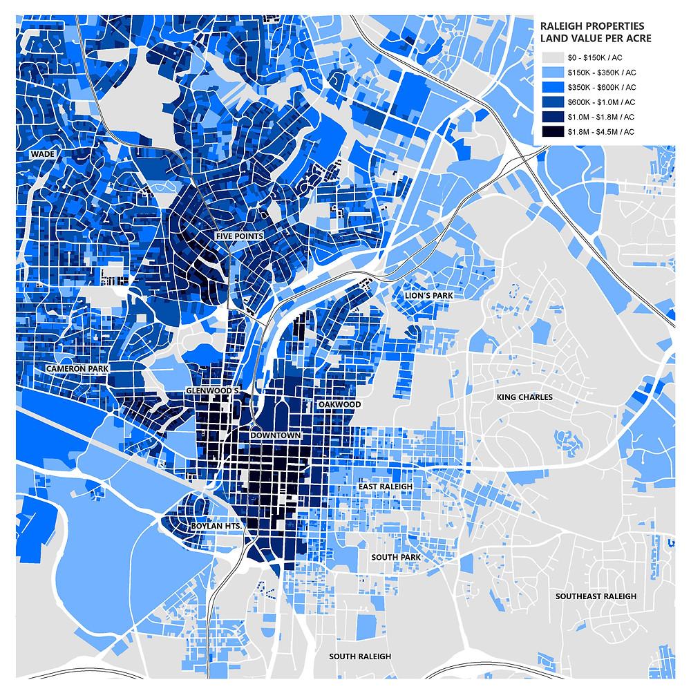 Raleigh Property Values2 w legend.jpg