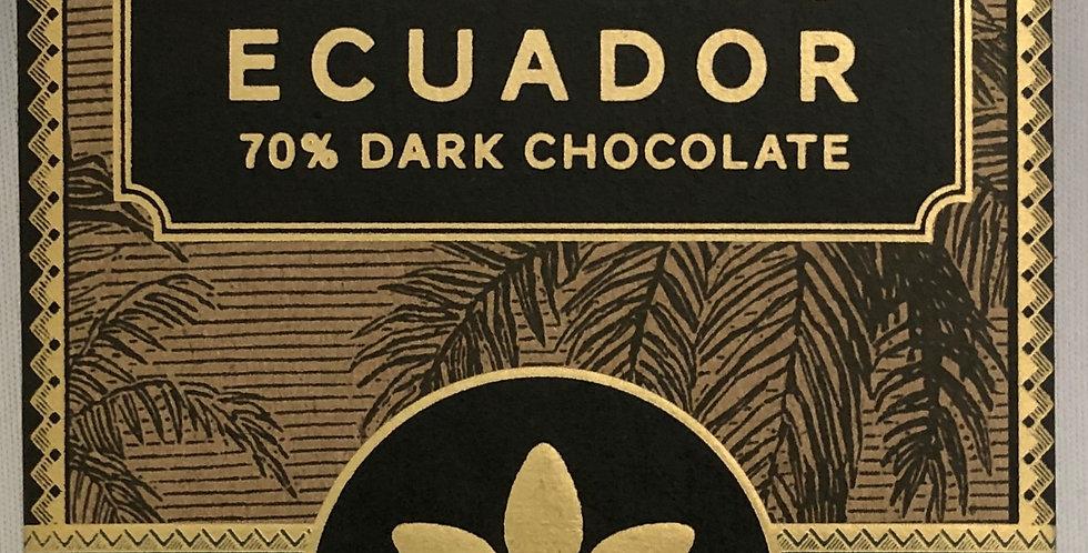 マノアチョコレート 70%エクアドル