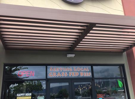 ハワイ島おススメのハンバーガー