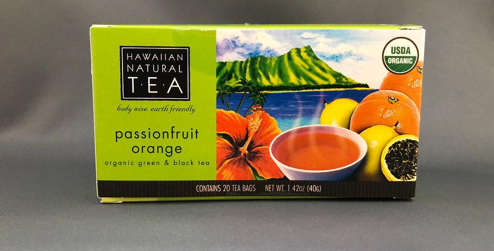 HAWAIIAN NATURAL TEA パッションフルーツ