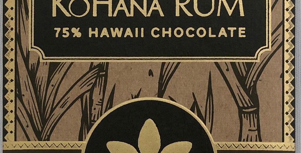 マノアチョコレート コハナラム 75%カカオ