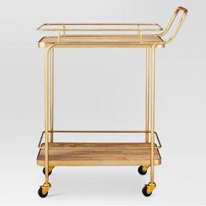 Bar cart (rental only) $40