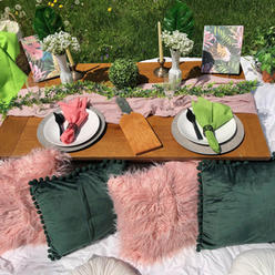 Picnic for 1-2 guests $125