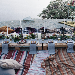 Picnic for 40  guests $800