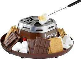 Smores kit and accessories $40