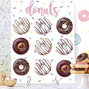 Donut wall $5