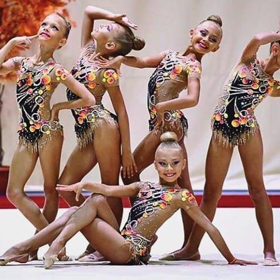 Online Rhythmic Gymnastics