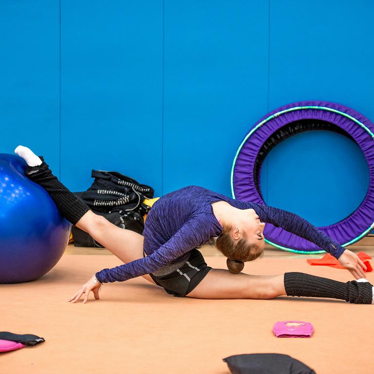 Halloween Rhythmic Gymnastics Masterclass
