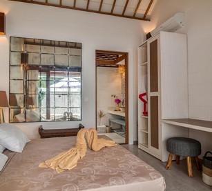 Coralita Villa Bedroom