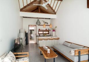 Coralita Villa Livingroom