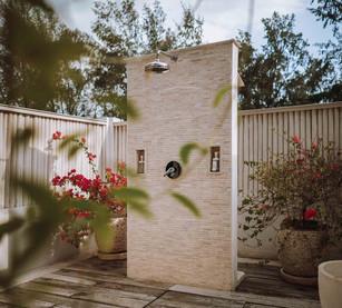 Coral Flora Villa Bathroom