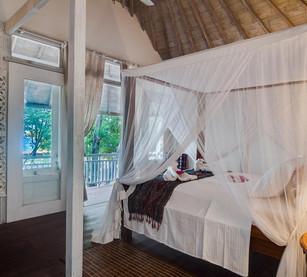 Coral Flora Villa Bedroom