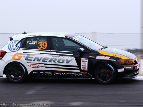 G-Energy takes part in the Oettinger  VW Polo Cup - 2020