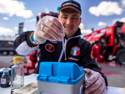 G-Energy oils will be tested at the Dakar Rally in Saudi Arabia